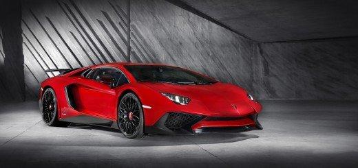 Lamborghini al Salone di Francoforte 2015: il cielo non sarà mai più lo stesso
