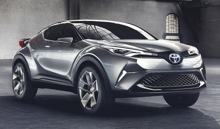 Il nuovo crossover ibrido Toyota nascerà in Turchia