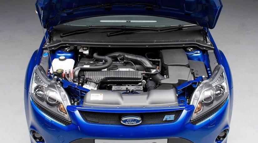 La musica del motore il propulsore della Ford Focus RS da 350 Cv (1)