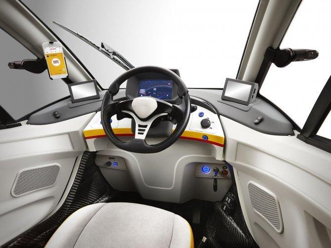 Stupefacente Shell Concept 100 km con 2,46 litri di benzina (10)