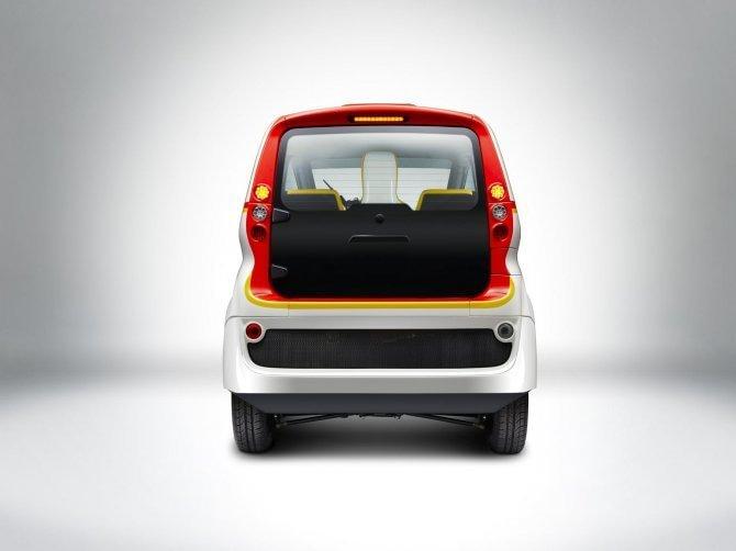 Stupefacente Shell Concept 100 km con 2,46 litri di benzina (4)