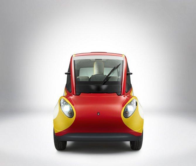 Stupefacente Shell Concept 100 km con 2,46 litri di benzina (5)