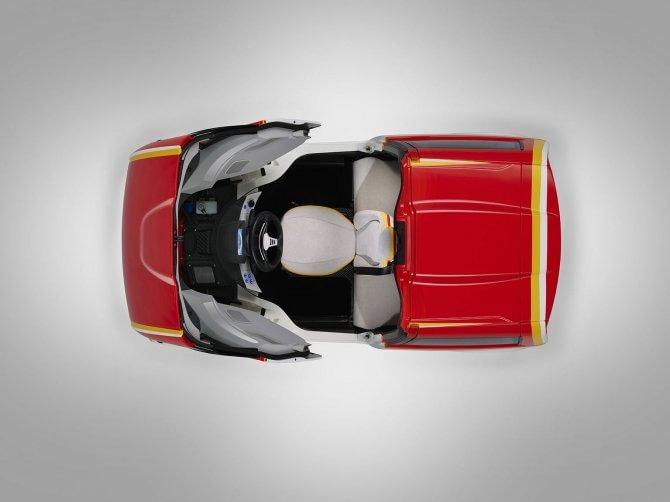 Stupefacente Shell Concept 100 km con 2,46 litri di benzina (7)