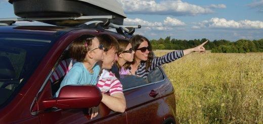 Weekend fuoriporta: come preparare l'auto al viaggio